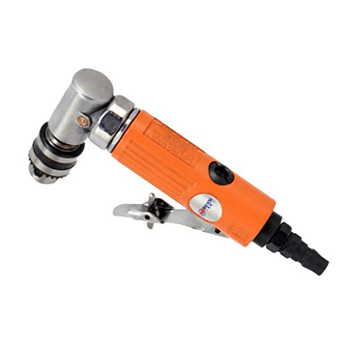 Flameer 1/4 Inch Air-Powered Angle Drill for Milling Cutter Processing, 7004L&7005L - 7005L by Flameer (Image #6)
