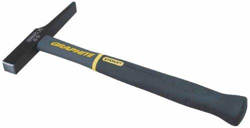 Stanley 1-54-904 Marteau d'é lectricien avec manche graphite 200 g