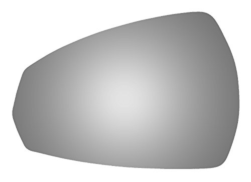 Audi Mirror Glass (2015-2016 AUDI A3 Driver Side Power Replacement Mirror Glass)
