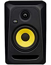 KRK Classic 5 Professional Studio Monitor, Black (CL5G3)