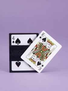 Forum Novelties 57945 Magic Card (Jigsaw Halloween Prank)
