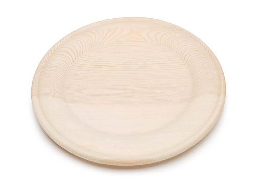 Darice 9184-39 Wood Plate, 10-Inch by Darice (Image #1)