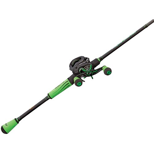 Lew's Fishing Mach II SLP Speed Spool IM8 combo MH2SH73MHCB Combos by Lews