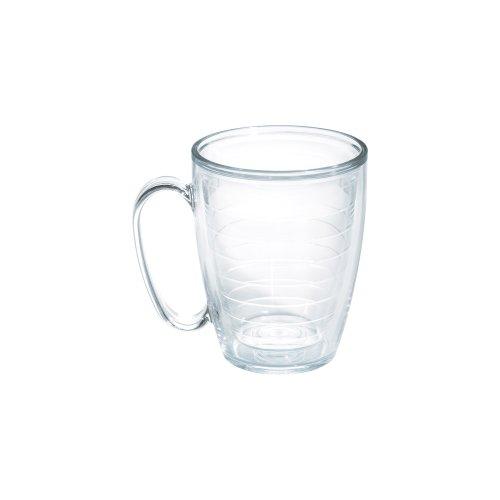 Tervis Clear 15-Ounce Mug, Boxed