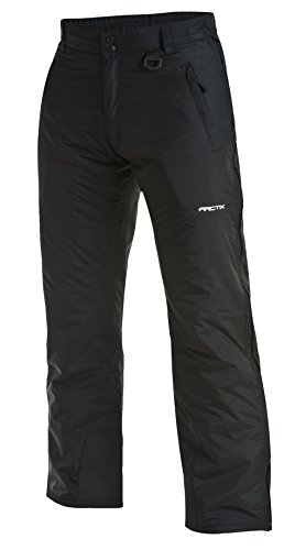 Arctix Men's Breakaway Full Zip Pants, Black, 4X-Large
