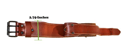 CLC Custom Leathercraft 21448 15 Pocket, 4 Piece Pro Framers Combo System Tool Belt by Custom Leathercraft (Image #1)