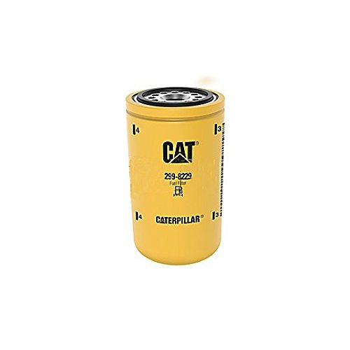 Caterpillar 2998229 299-8229 FUEL FILTER Advanced High Efficiency Multipack (Pack of 2)