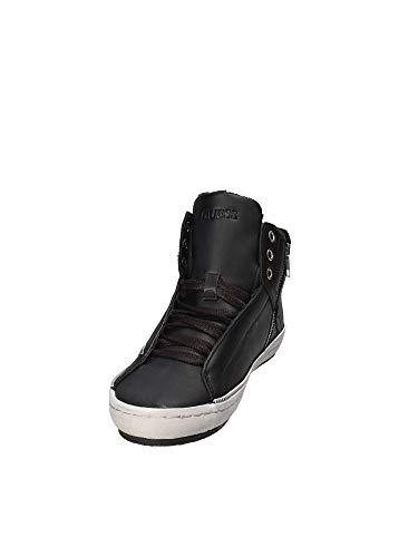 Black Fmmid4lea12 Sneaker Guess Guess Sneaker YXTqt78