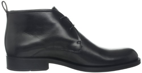 ECCO - Botas para hombre negro - negro