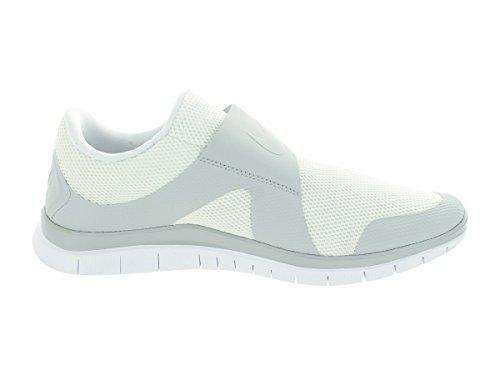 Nike Free Socfly Herre Kører Undervisere 724851 Sneakers Sko Hvid / Hvid / Hvid 5KuCB