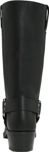 Boot Women's 12R Frye Black Harness vBUHwqz