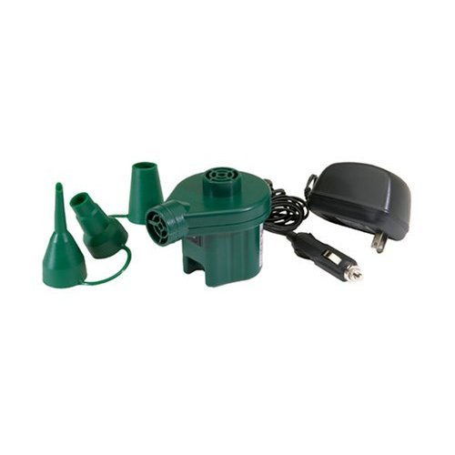 Texsport Two-Way Electric Pump, Outdoor Stuffs