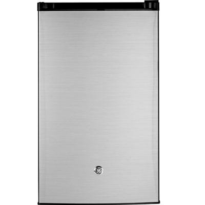 Price comparison product image GE GME04GLKLB Cleansteel Compact Refrigerator
