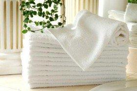 12 Asciugamani Sitas Bianco 40x60