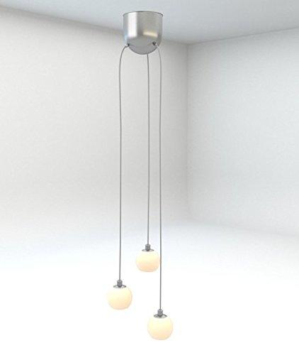 IKEA MINUT Modern 3 Strand Ceiling Pendant Mood