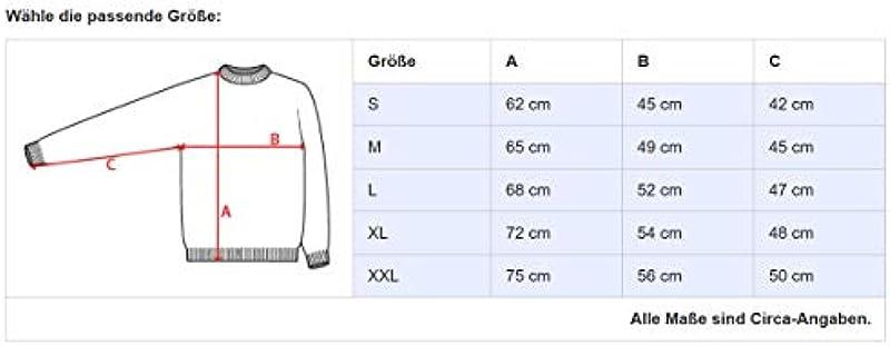kidka męski/damski sweter wełniany – żywa wełna – biały: Odzież