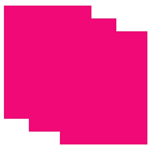 Passion Pink Siser Easyweed Stretch 15 x 3 Iron on Heat Transfer Vinyl Roll Coaches World