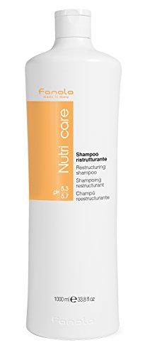 Fanola Nutri Care Restructuring Shampoo, 1000 ml