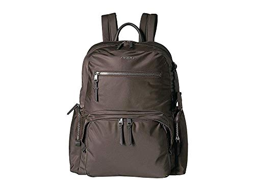Tumi Women's Voyageur Carson Backpack Mink/Silver One Size