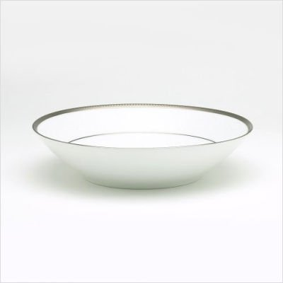 (Noritake Regina Platinum Soup/Cereal Bowl)