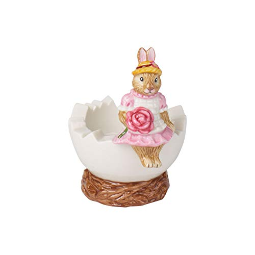 - Villeroy & Boch Tealight Holder, Hard Porcelain Multicoloured, 8cm