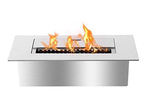 amazoncom ignis eb1200 ethanol fireplace burner insert home improvement - Ethanol Fireplace Insert