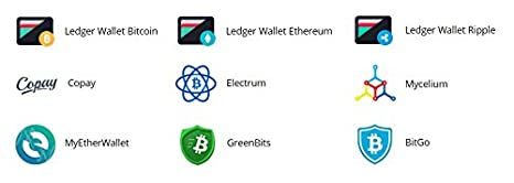 Ledger Nano S – Krypto Moneda de hardware Wallet Almacenamiento Seguro para Bitcoin (Cash, Oro), ethereum y muchos otros altcoins …