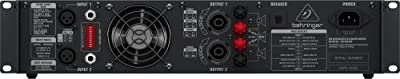Behringer Europower EP2000 Professional 2,000-Watt Stereo Power Amplifier by Behringer USA