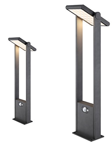 Royalux 200lm Outdoor Wireless Solar Lighting Pole Bollar...