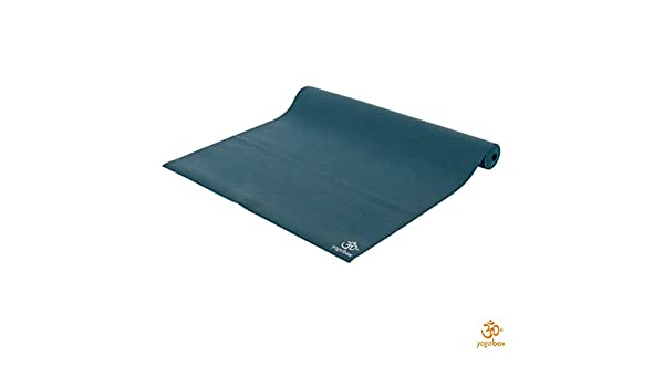 Estera de Yoga Superlight Viaje Mat, Azul: Amazon.es ...