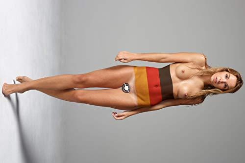 Wall Art Impressions :: Stark Nude :: Art Print Laminated Poster (36
