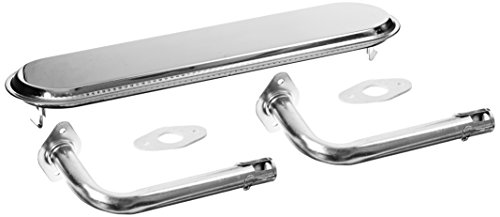 (Music City Metals 19002-76452 Stainless Steel Burner Replacement for Gas Grill Models Broil-Mate 24025BMT and Broil-Mate 24025HNT)