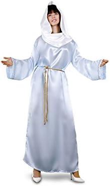 Disfraz de Virgen Maria para mujer: Amazon.es: Juguetes y juegos