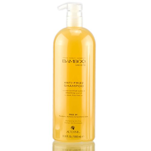Alterna Bamboo Smooth Anti Frizz Shampoo 1000 ml 873509025092