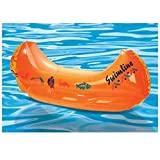 Inflatable Kids Canoe Pool Float Toy