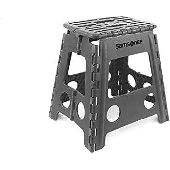 Amazon Com Inspired Living Folding Step Stool Heavy Duty