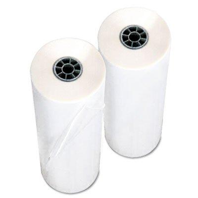 GBC HeatSeal EZload Laminating Roll Film, 3 mil, 1 inch Core, 25 inch x 250 ft., 2/Box by GBC