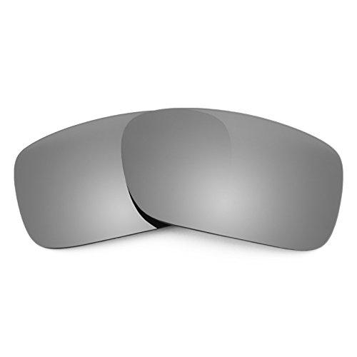 Options Plusieurs Polarisés Titanium Oakley — De Rechange Mirrorshield Verres Crankcase Pour xYvHav0w