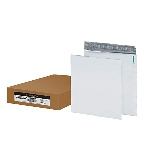 Restore Quality Park 11 x 13 Poly Shipping Mailers, 2