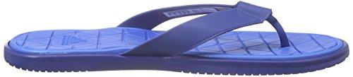 adidas Caverock CF, Chanclas para Hombre, Multicolor Azul / Turquesa (Eqtazu / Azuimp / Eqtazu)