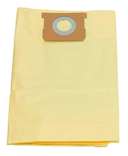 Vacmaster 8-10 Gallon High Efficiency Dust Bag, 3 Pack, VHBM