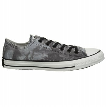 Converse Unisex Chuck Taylor? All Star? Tie Dye Canvas Ox Graphite/Old  Silver