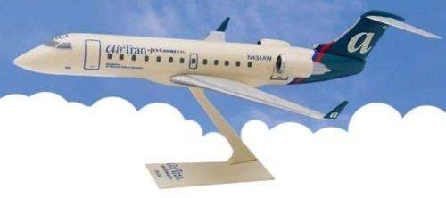 CRJ200 Airtran Jet Connect 1/100