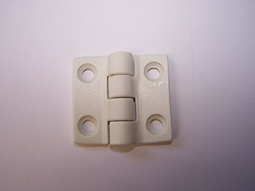 (202581 Sea-Dog Line Nylon Butt Hinge with Stainless Steel Pin 1-1/2