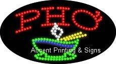 Pho Flashing & Animated LED Sign (High Impact, Energy Efficient)