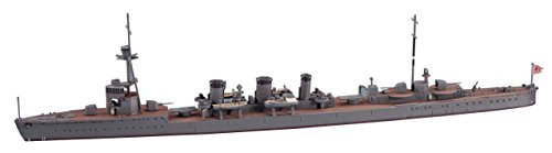 Hasegawa 1:700 Scale Japanese Navy Light Cruiser Tatsuta - Cruiser Light Japanese