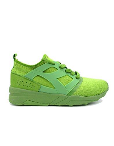 Diadora - Zapatillas para hombre verde Verde