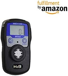 Senko SP2nd H2 Gas Detector for UPS/Battery Room: Amazon.com: Industrial & Scientific