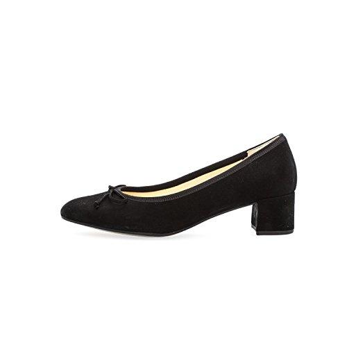 Gabor Shoes Gabor Basic, Zapatos de Tacón para Mujer negro
