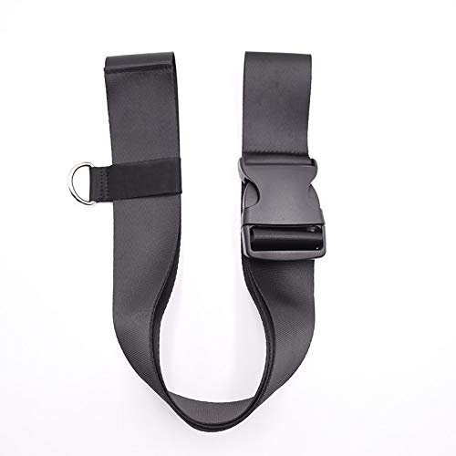 Car Seat Travel Belt Car Seat Travel Strap Turns Car Seat and Carry-on Luggage into Airport Car Seat Stroller Carrier